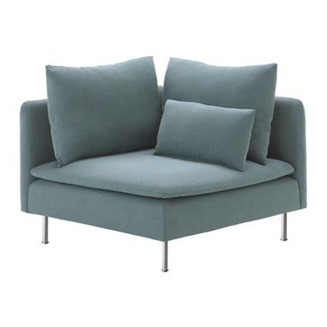turquoise couch ikea s 214 derhamn corner section finnsta turquoise ikea