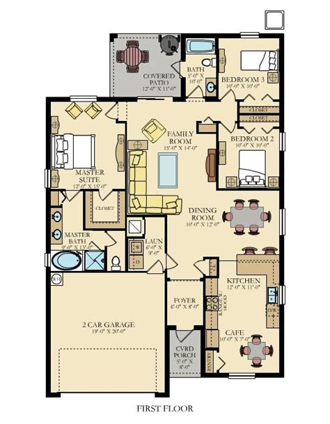 add furniture to floor plan what do you think of the furniture layout of this home