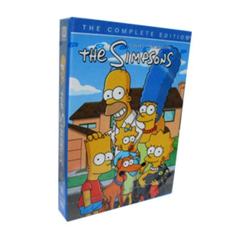 Dvd Simpsons The Boxset Original search results for the simpsons dvd box set