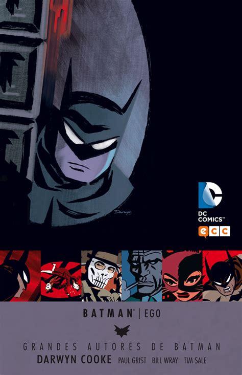 grandes autores de batman grandes autores de batman darwyn cooke batman ego ecc c 243 mics
