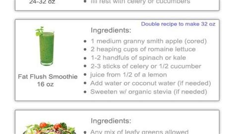 Detox Juice For Celiac by Healthy Smoothie And Juicing Recipes Healthy