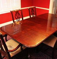 thomasville dining room table thomasville cherry formal dining room set cherry tables