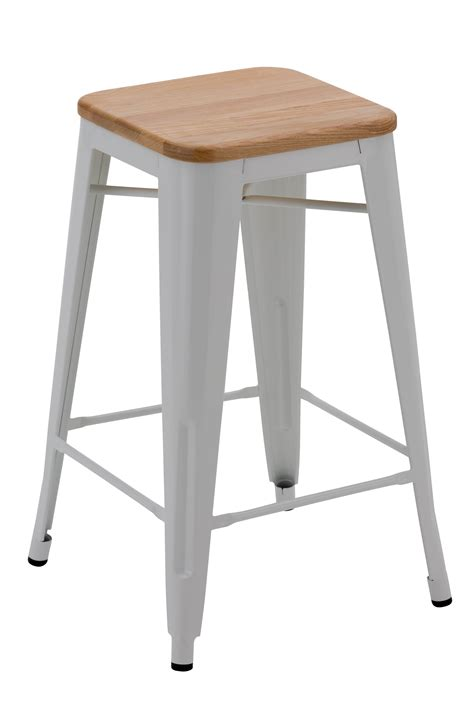 White Bar Stools Wood | white wood bar stools homesfeed