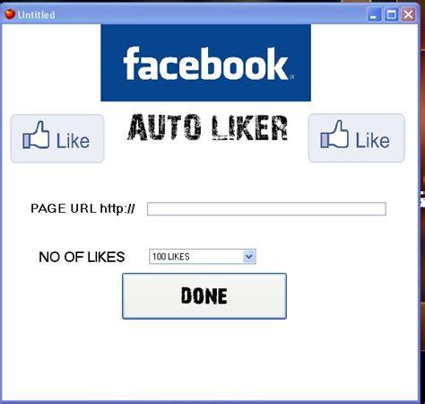 facebook fan page liker fb auto liker download app