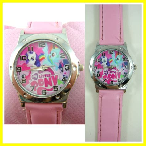 Fashion Wrist Watches Pink by New My Pony Child Pink Fashion Wrist