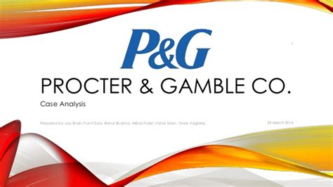 Procter Gamble Mba by Procter Gamble Co