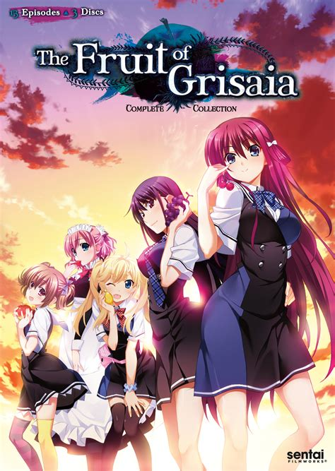 fruit of grisaia fruit of grisaia season 1 otaku co uk