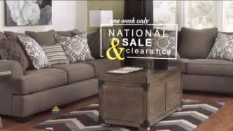 furniture homestore national sale clearance event