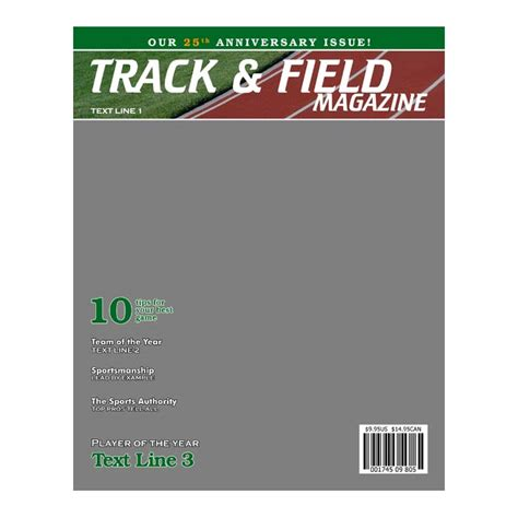 track templates magazine cover details h h color lab