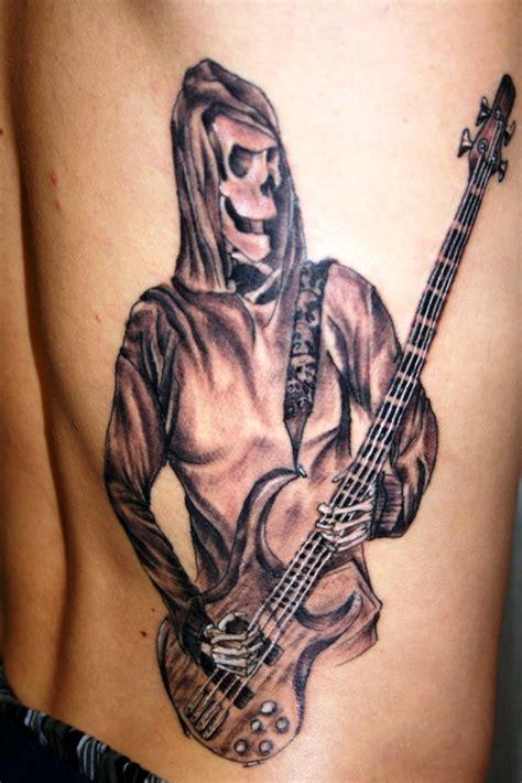 tattoo ideas guitar 35 musical guitar tattoo designs for you to try instaloverz