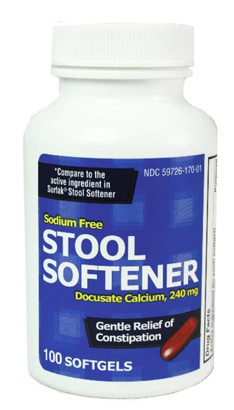 Can You Take Stool Softeners With Laxatives by Products Laxatives Constipation Stool