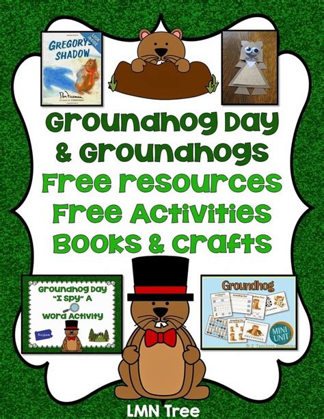 the groundhog day for free 98 best images about groundhog day activities on