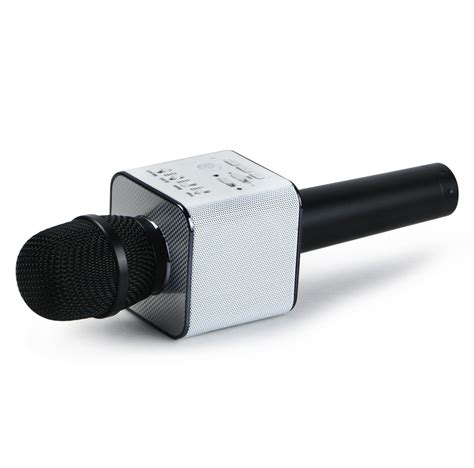 Q9 Wireless Bluetooth Karaoke Player Microphone Q7 1 q9 q7 k068 wireless handheld microphone ktv karaoke stereo usb player bluetooth ebay