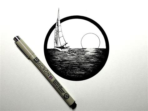 pen tattoo challenge daily drawings by derek myers drawings tattoo and doodles