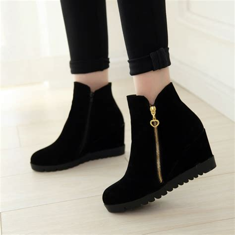 2016 new fashion winter ankle boots