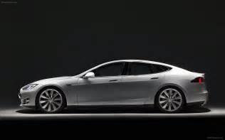 Tesla Wallpapers Tesla Model S 2013 Widescreen Car Wallpaper 15 Of