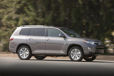 Toyota Highlander Weight 2011 Toyota Highlander Hybrid Technical Specifications And