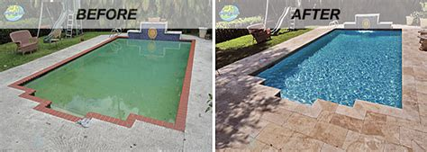 swimming pool renovations before and after intheswim