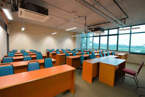 Auditoriums and classrooms asia pacific university apu