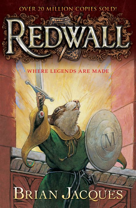 the and the mouse picture book the redwall experience enter the world of redwall