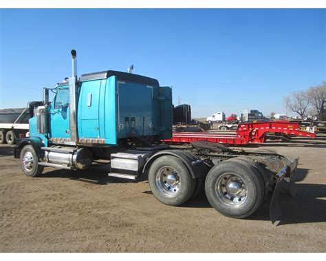 Western Sleeper For Sale by 2007 Western 4964fx Conventional Sleeper For Sale
