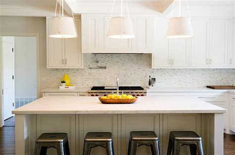 white kitchen white backsplash white kitchen with white mosaic marble backsplash