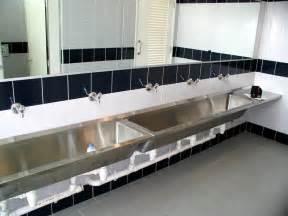 12 photos gallery of popular utility trough bathroom sink