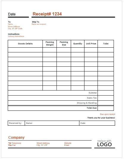return receipt letter viqoo club