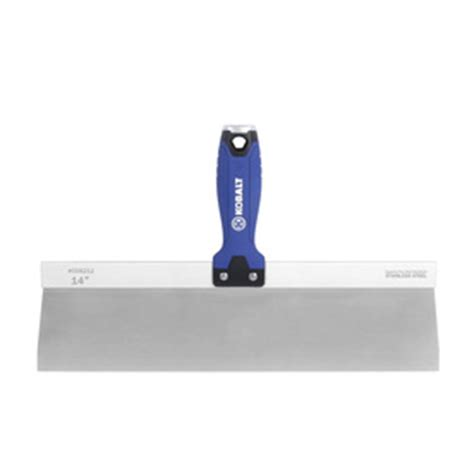 lowes drywall tape shop kobalt taping knife at lowes com