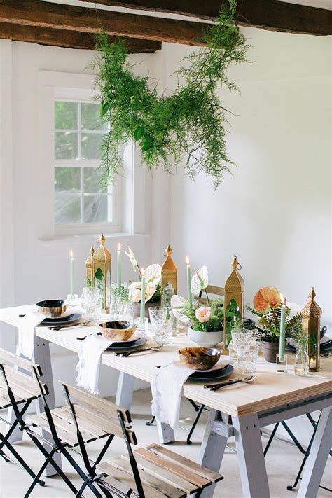 4 table centerpiece ideas great for rectangular tables the jamali
