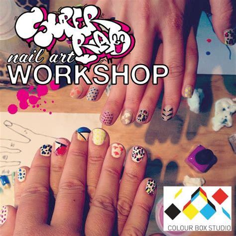 Colour Box Nail learn nail the colour box melbourne
