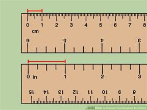 how to use metric system of measurement in dress