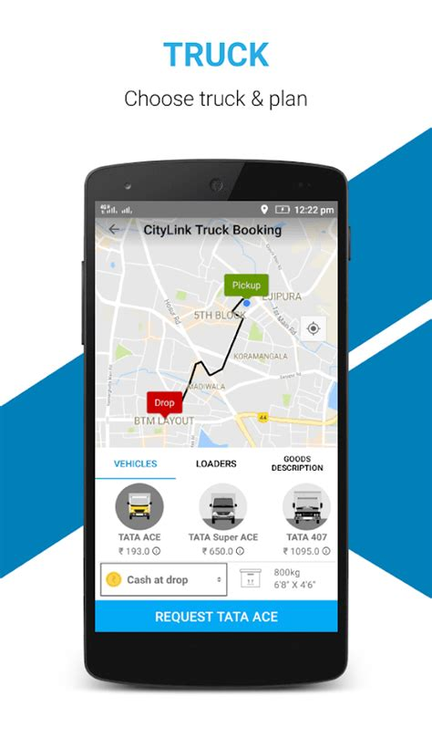 citylink x900 city link bangalore truck hire android apps on google play