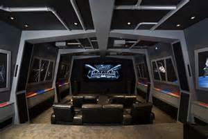 wars media room 4 rooms with out of this world wars home theater