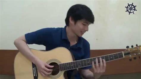 tutorial gitar kita selamanya akustik gitar belajar lagu kita selamanya bondan