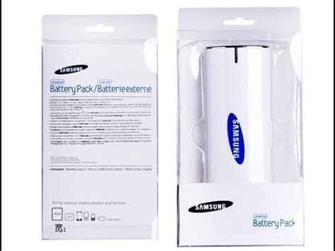 Power Bank Samsung Kapasitas 25000mah unboxing the brand new samsung 25000mah power bank