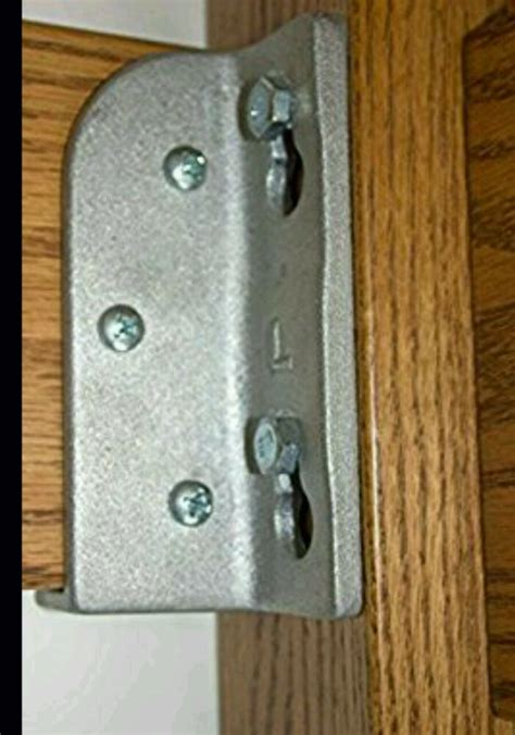no mortise bed rail brackets fittings premium bed