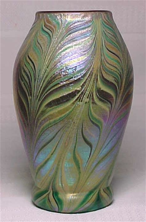 Feathers For Vases by Trevaise Glass Pulled Feathers Vase Outstanding Detail