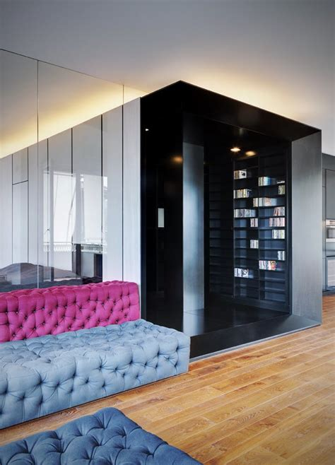 apartment  arkham project archinect