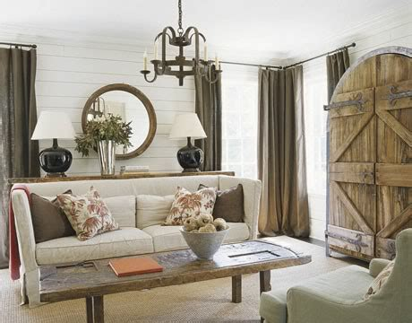 cottage style farmhouse home decorating