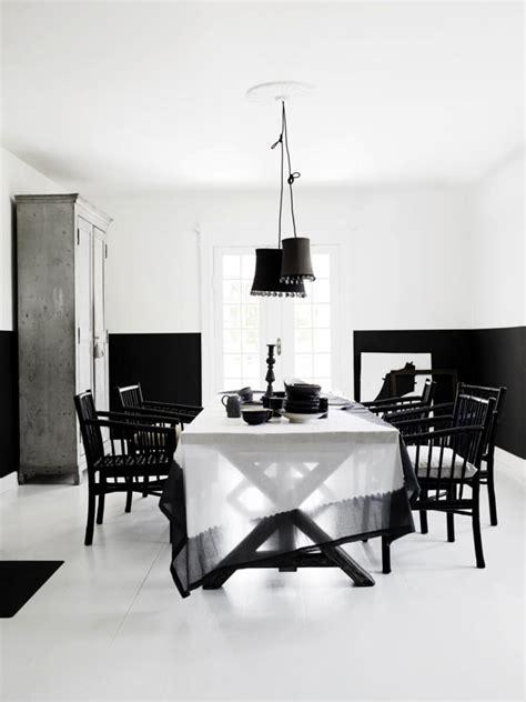 nina cbell luxury wallpaper 171 interior design files dining room in black and white interior design ideas