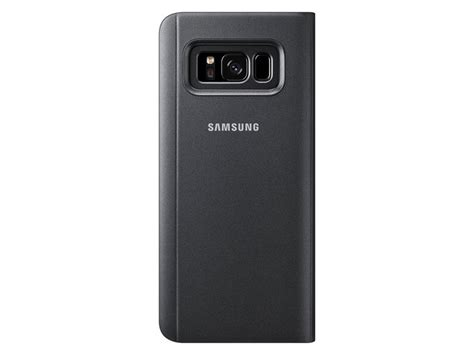 Best Casing Cover Original Samsung Clear View Standing Galaxy S8 Plus buy samsung official original galaxy s8 s view clear standing black at best price
