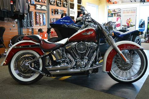 2013 Harley Davidson Softail Deluxe by Harley Davidson Softail Deluxe Motorcycles For Sale