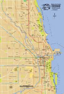 Maps Chicago by Downtown Chicago Neighborhood Map Memes