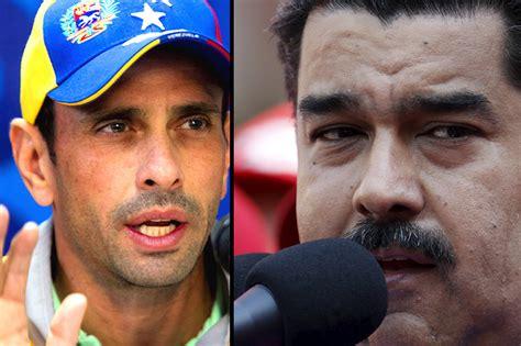 maduradas maduro 161 mira quien lo dice maduro sobre capriles es un vago no