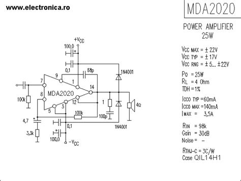 Tesla Mda 2020 by Mda2020 Power Audio Lifier Schematic
