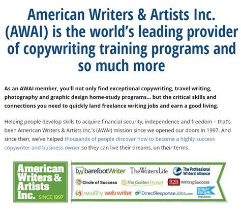 Awai Accelerated Copywriting Review by Awai Accelerated Six Figure Copywriting Review Financial Independent