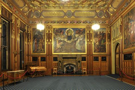 The Robing Room by 10 Reasons Londoners Should Visit Parliament