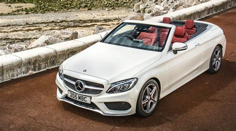 convertible cars mercedes top 10 best convertible cars you can buy carwow