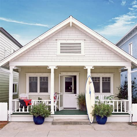 coastal cottage chic surf shack 20 beautiful cottages coastal living